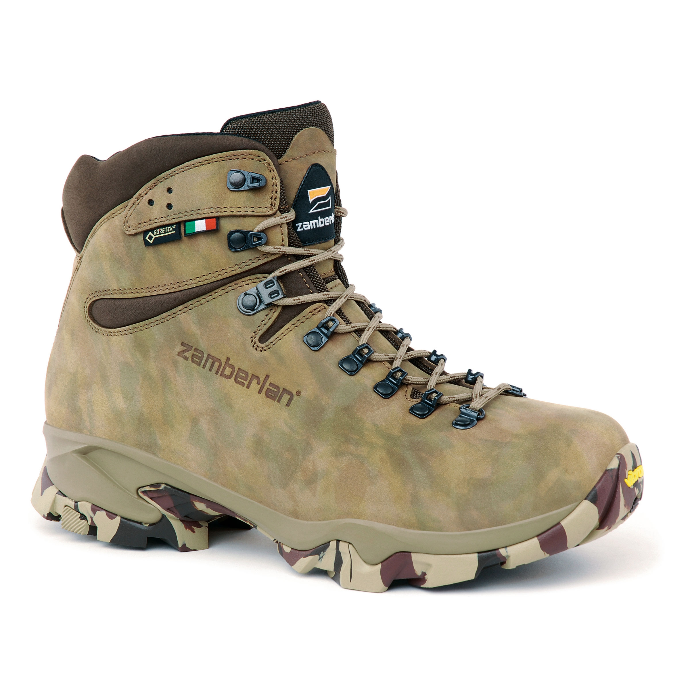1013 LEOPARD GTX® WL   -   Men's Hunting & Hiking Boots   -   Camouflage