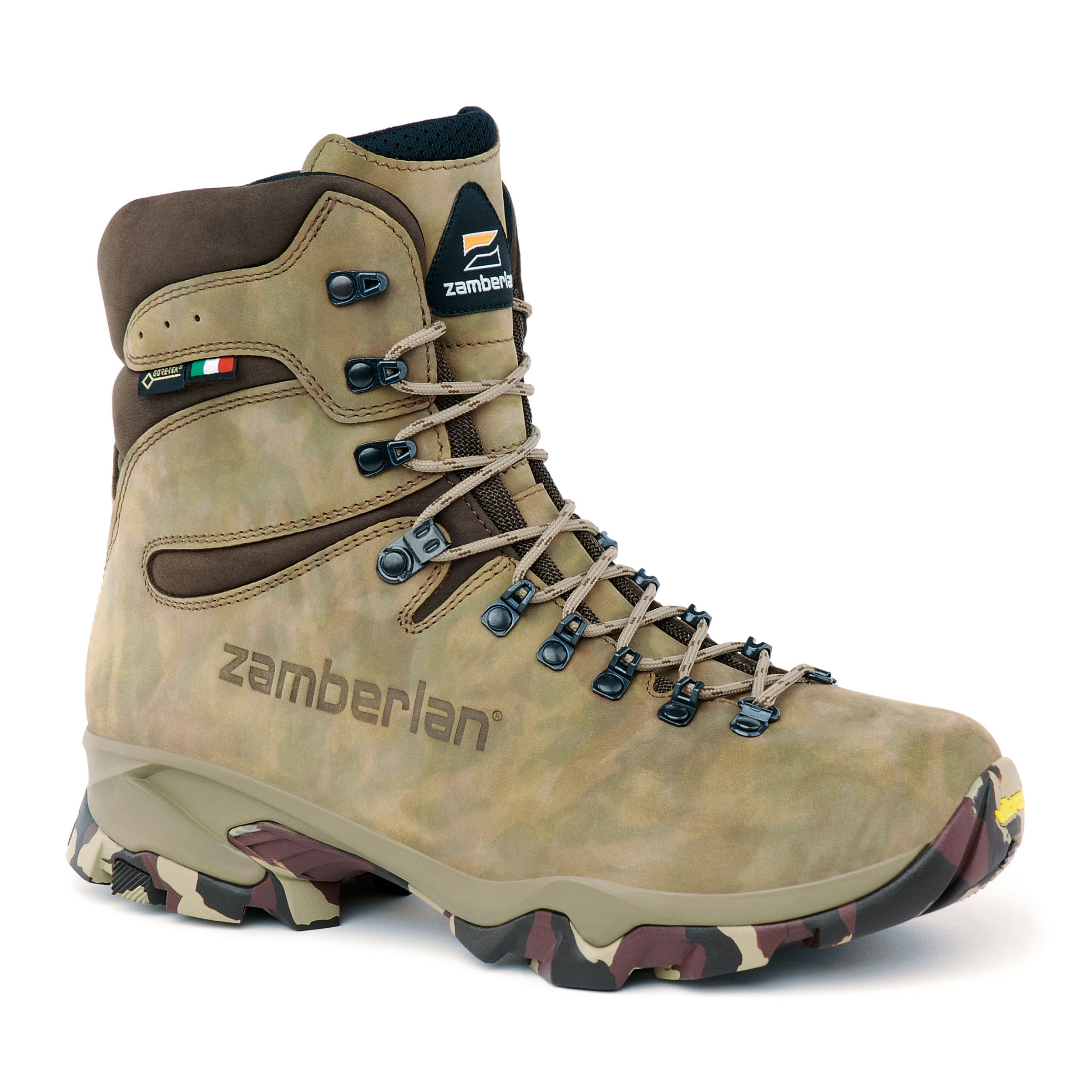 1014 LYNX MID GTX® WL - Men's Hunting  Boots - Camouflage