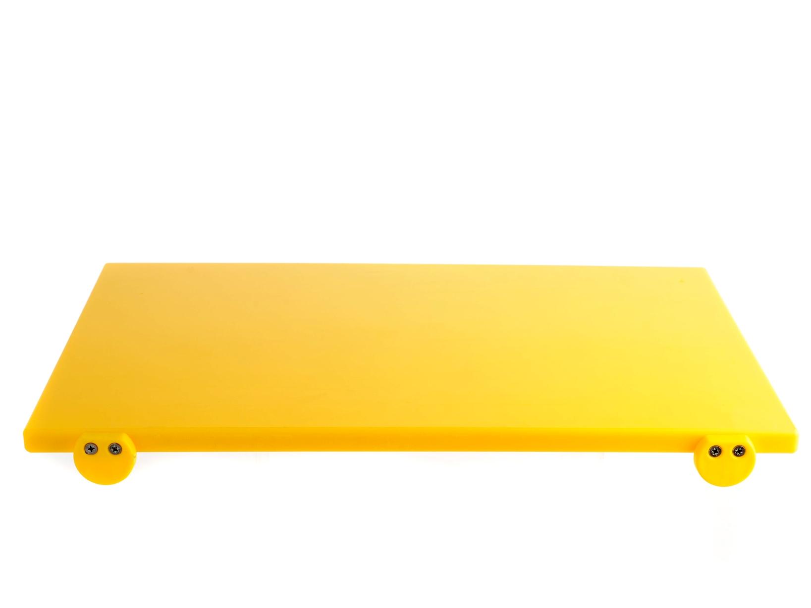 Acquista Tagliere Plastica Giallo Batterie 17503972 | Glooke.com