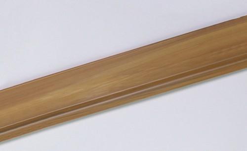 Acquista Set 10 Battiscopa Pvc Noce Chiaro 17508441 | Glooke.com