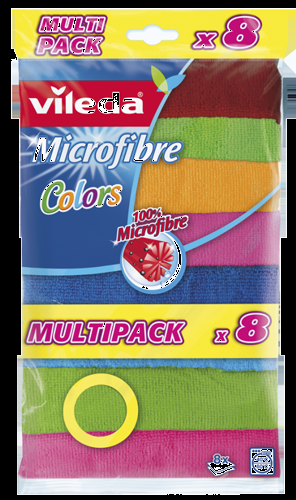 Acquista Set 10 Panno Microfibre Colors 17513906 | Glooke.com