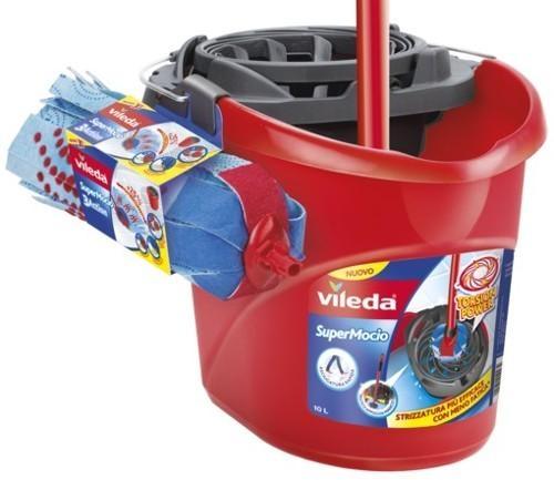 Acquista Super Mocio Fiocco Completo Manico 17513888 | Glooke.com