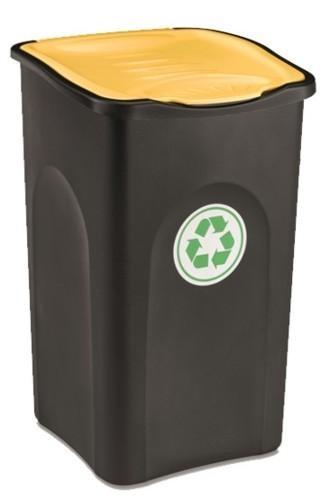 Acquista Bidone Ecogreen Polipr Coperchio 17513927 | Glooke.com