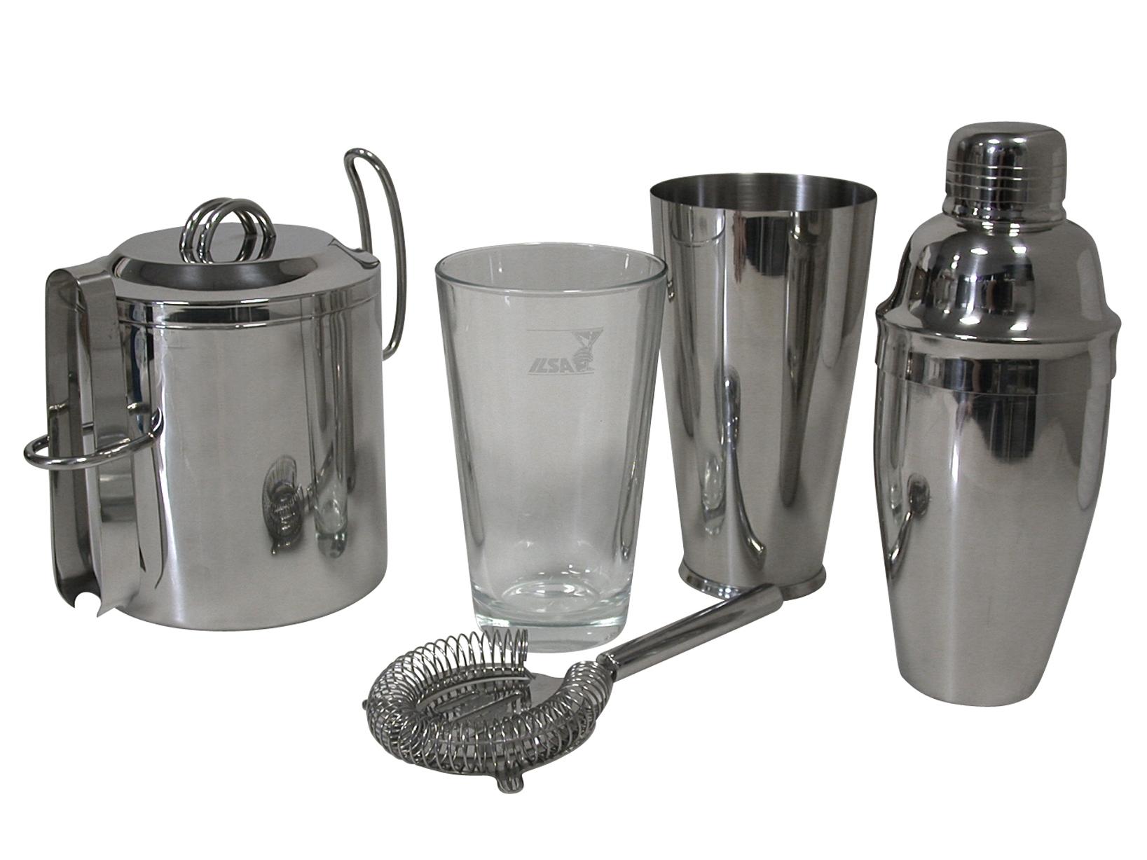 Acquista Shaker Inox 50 Utensili Da Cucina 17514002 | Glooke.com