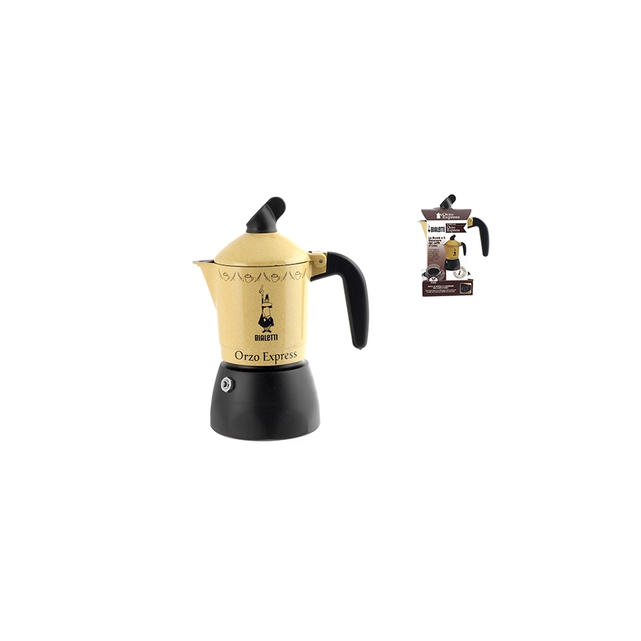 Acquista Caffettiera Alluminio New Orzo 17514088 | Glooke.com