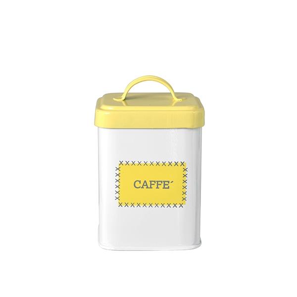 Acquista Barattolo Metallo Caffe Cm14 Contenitori 17527526   Glooke.com