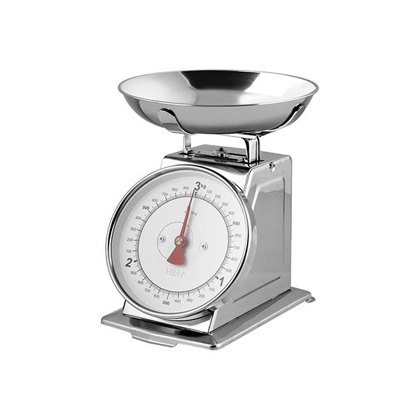 Acquista Bilancia Cucina Meccanica Inox 17527556 | Glooke.com