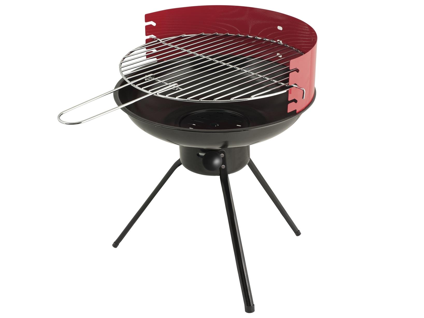 Acquista Barbecue Carbone Tondo Cm40h47 17527596 | Glooke.com