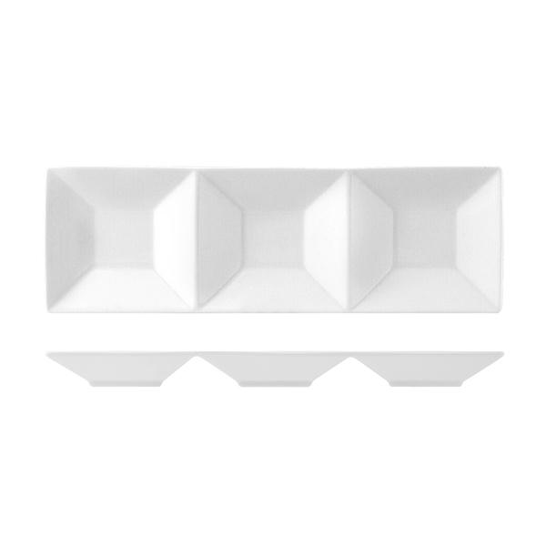 Acquista Antipastiera Porcellana 34x11 17527688 | Glooke.com