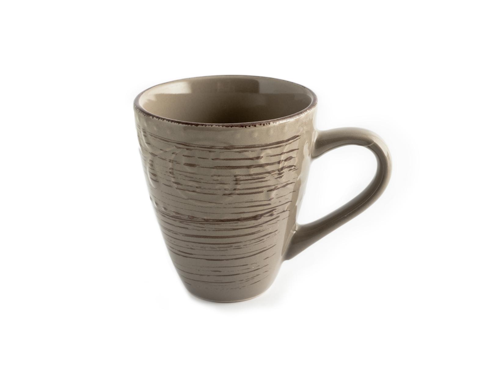 Acquista Set 6 Mug Stoneware Courtyard 17527717   Glooke.com