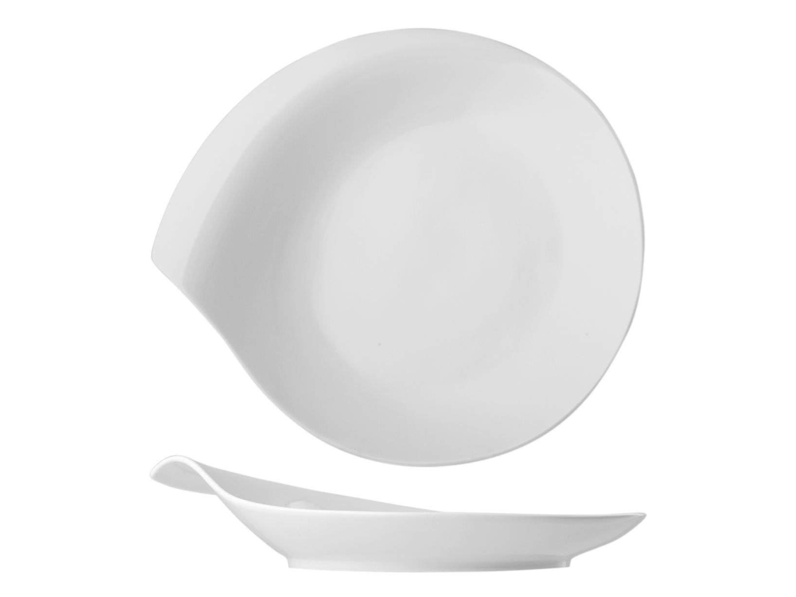 Acquista Piatto Porcellana Tondo Fazzol 17527921 | Glooke.com
