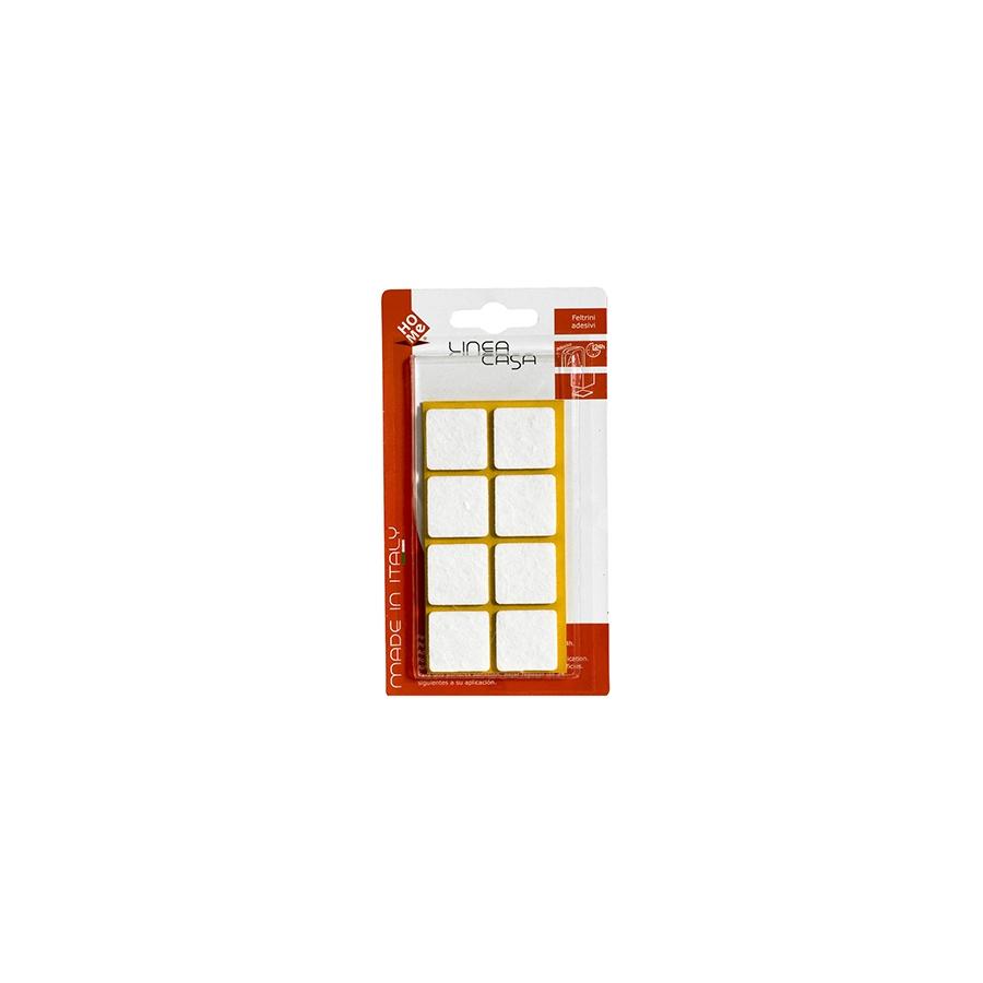 Acquista Carta 16 Feltrini Adesivi 25x25 17527998 | Glooke.com