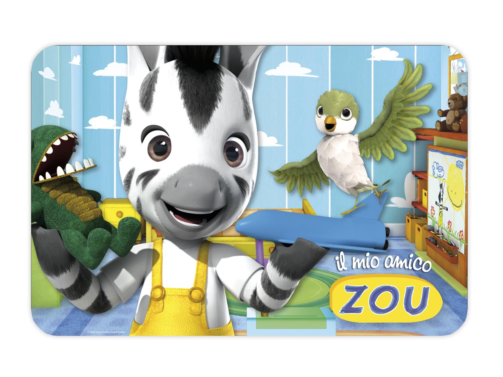 Acquista Tovaglietta Polipropilene Zou 17528109 | Glooke.com