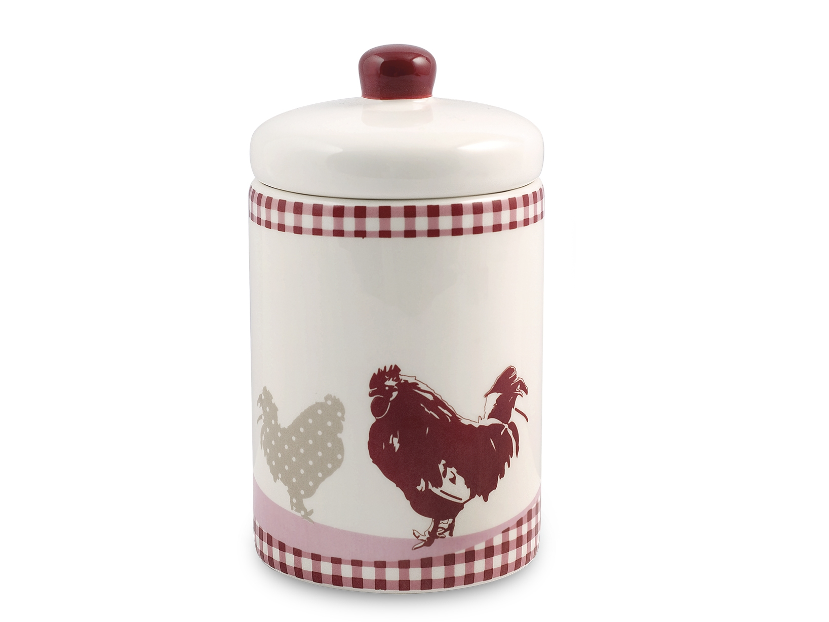 Acquista Set 3 Barattoli Ceramica Coperchi 17528176 | Glooke.com