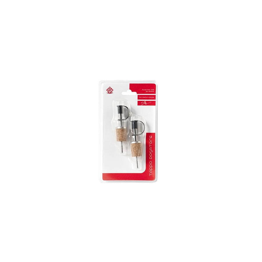 Acquista Set 6 X 2 Tappi Dosatore Sughero 17528204 | Glooke.com