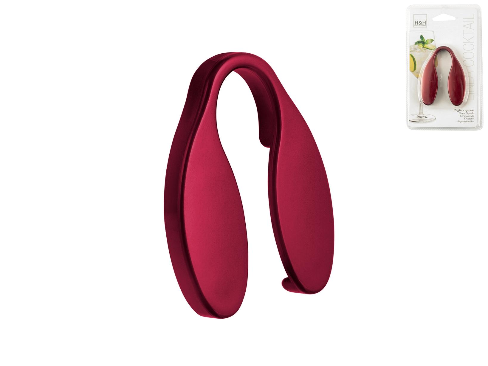 Acquista Set 6 Taglia Capsule Rosso Arredo 17528233 | Glooke.com