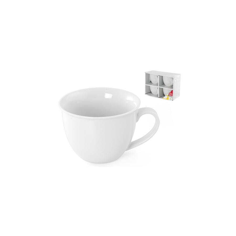 Acquista Conf 4 Jumbo Porcellana Cc380 17528608 | Glooke.com