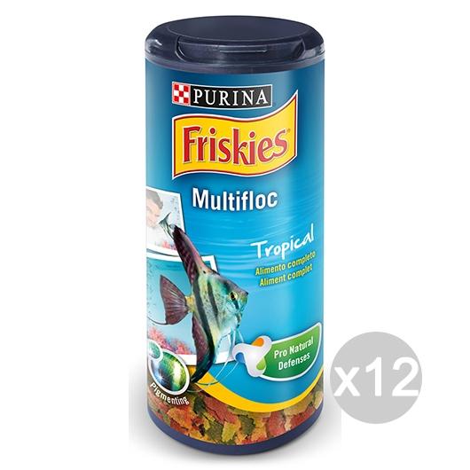 Acquista Set 12 Pesci Tropicali Alimento 17533399 | Glooke.com
