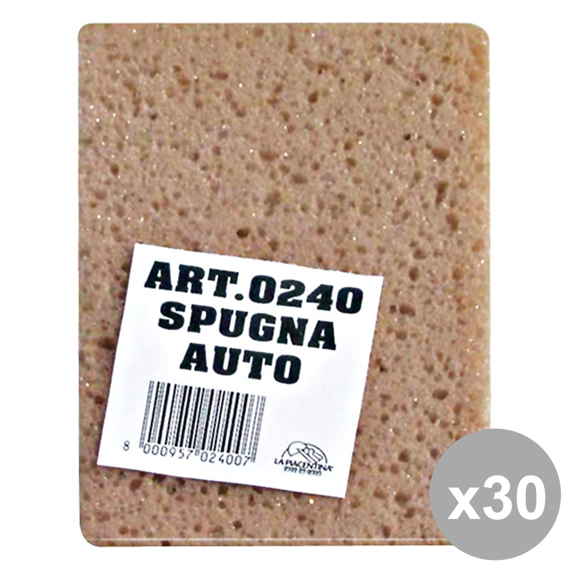 Acquista Set 30 Spugna Lavare L Auto Art 17534109 | Glooke.com