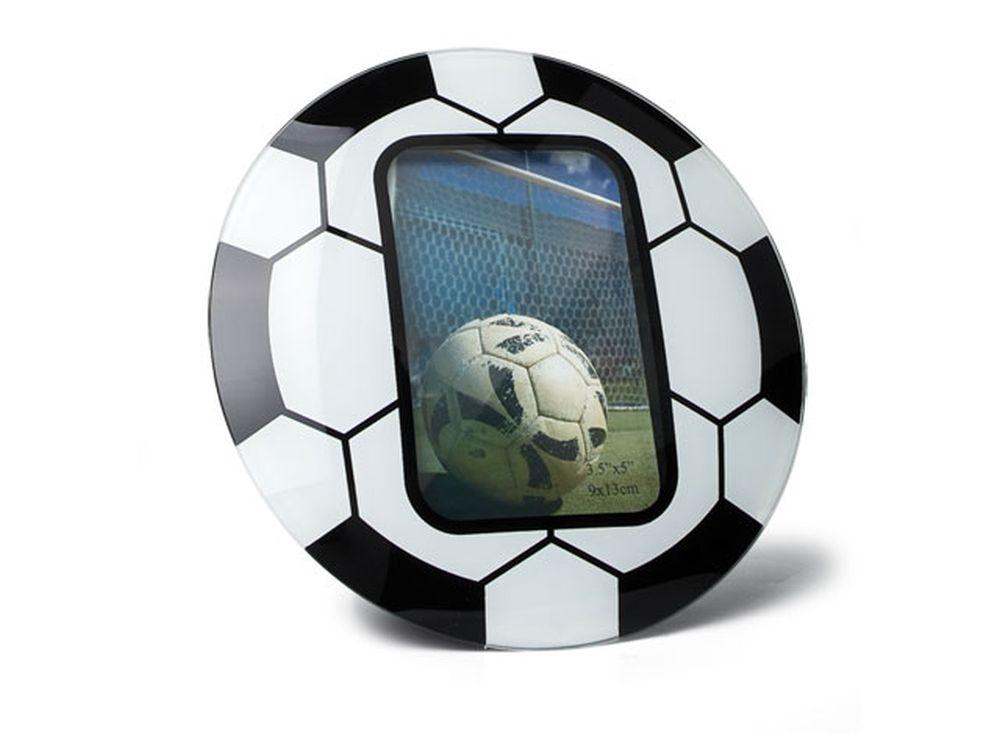 Portafoto Palla da Calcio per foto 13x18cm