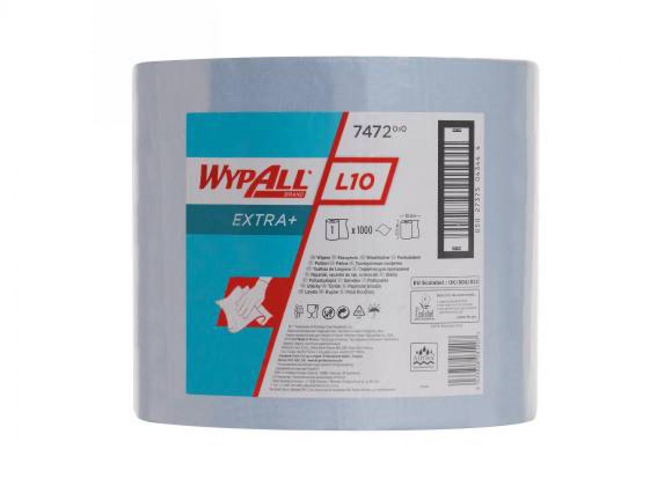 Acquista Wypall L10 Extra Bobina Blu Airflex 17545613 | Glooke.com