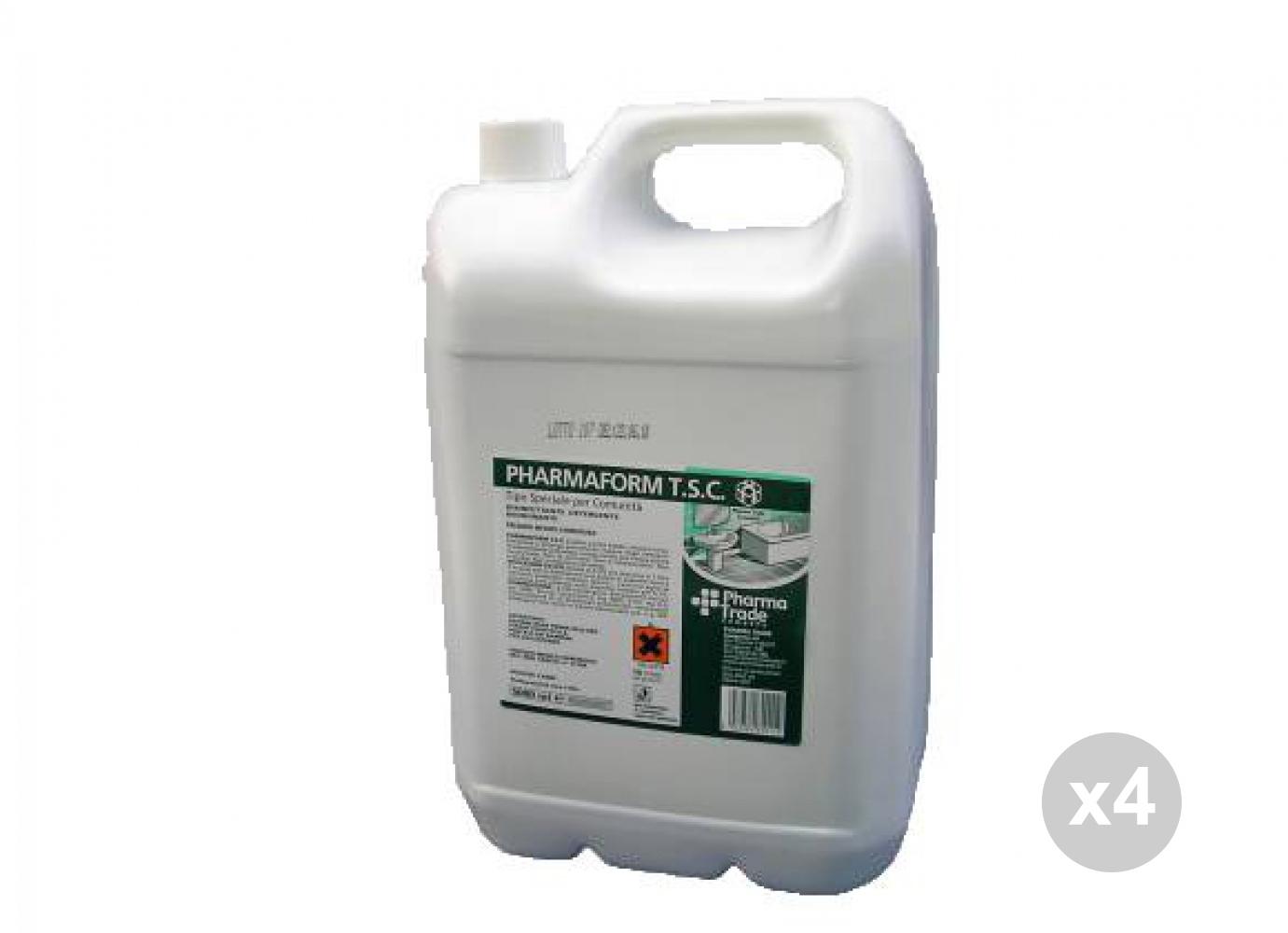 Acquista Set 4 Pharmasoap Sapone Liquido 17545718 | Glooke.com