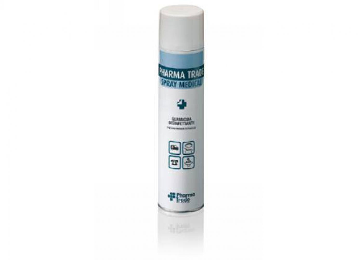 Acquista Spray Medical Bombola Ml 525 17545715 | Glooke.com