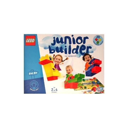 Acquista Lego Junior Builder Giochi Da 17565087 | Glooke.com