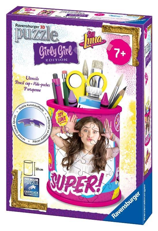 Acquista Puzzle 3d Portapenne Soy Luna 17596802 | Glooke.com