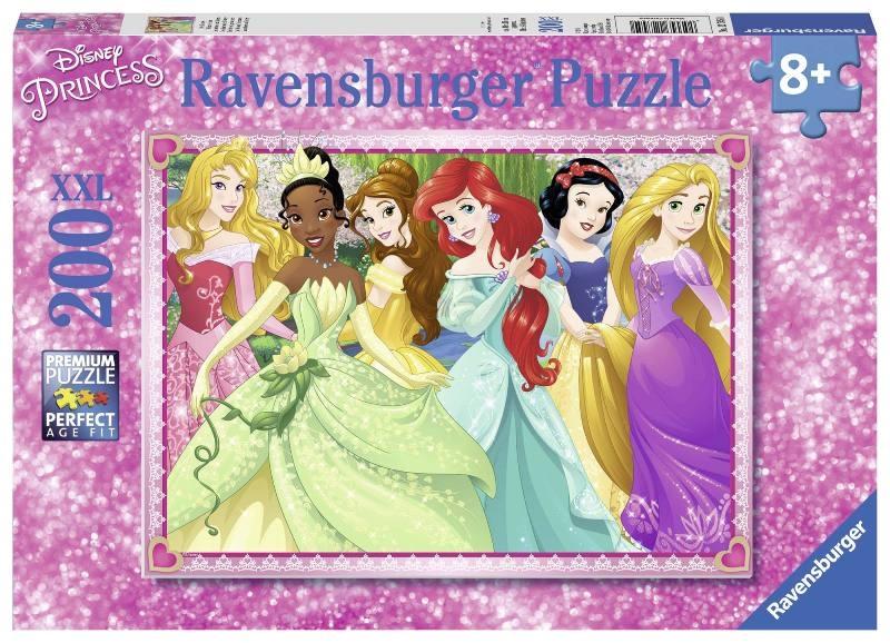 Acquista Puzzle 200 Pezzi Xxl Le Principesse 17596737 | Glooke.com