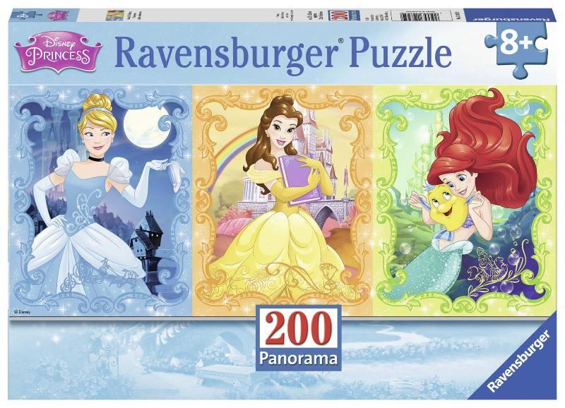 Acquista Puzzle 200 Pezzi Xxl Principesse 17596728 | Glooke.com