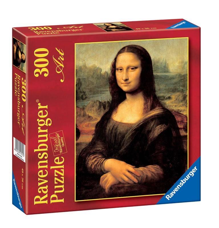 Acquista Puzzle 300 Pezzi Arte Leonardo 17596701   Glooke.com