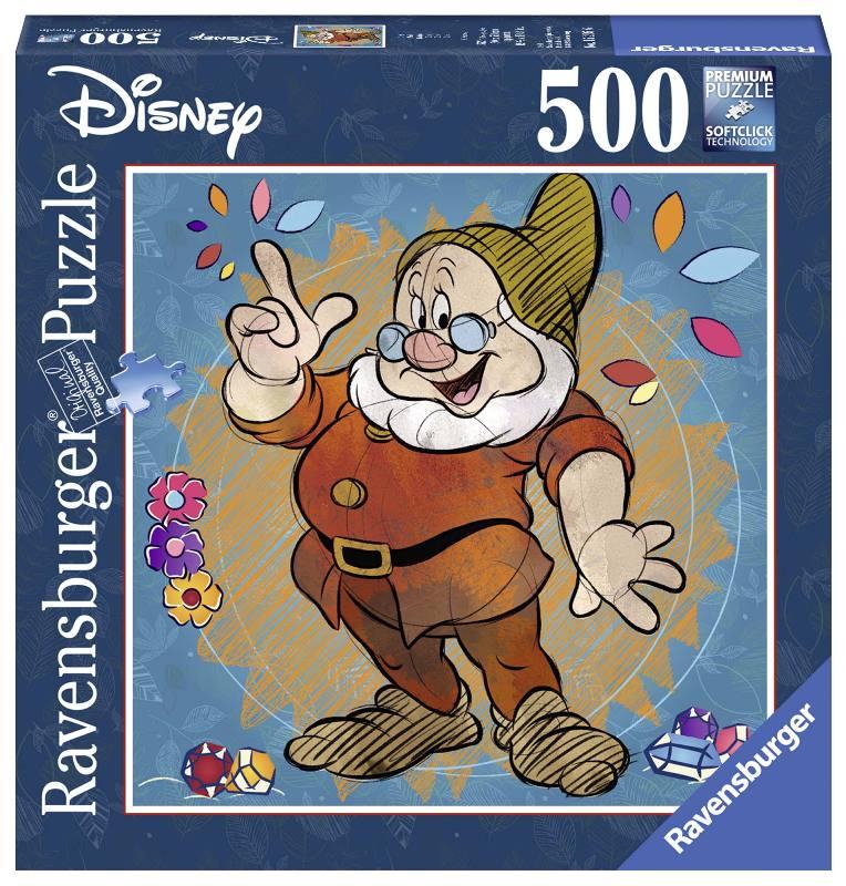 Acquista Puzzle 500 Pezzi Quadrato Dotto 17596640 | Glooke.com