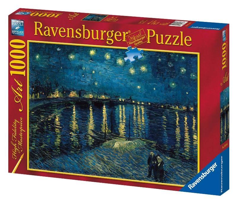 Acquista Puzzle 1000 Pezzi Arte Van Gogh 17596616 | Glooke.com