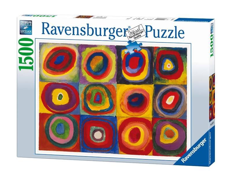 Acquista Puzzle 1000 Pezzi Panorama Kandinsky 17596581   Glooke.com