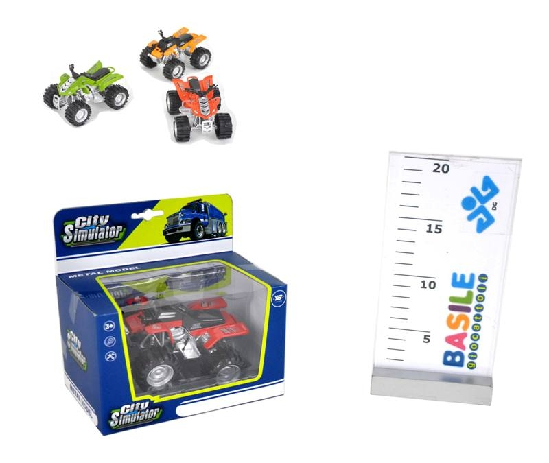Acquista Quadd Die Cast 12 479 17588364 | Glooke.com