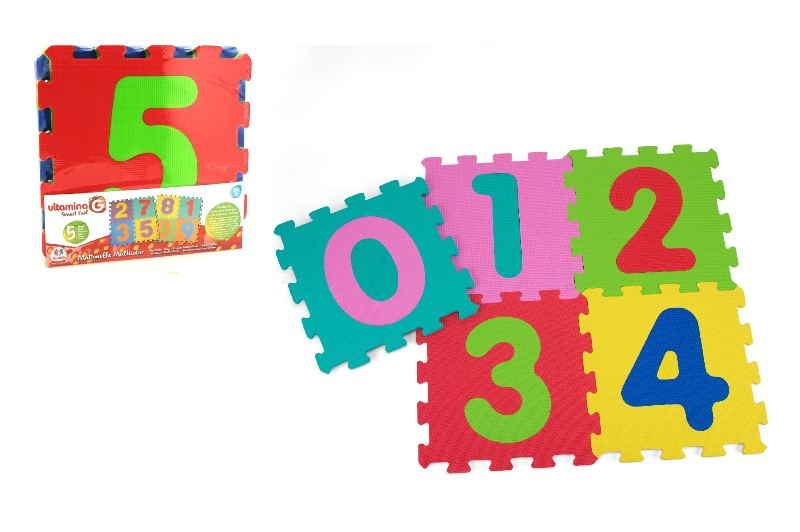 Acquista Mattonelle Numeri Pezzi 5 05065 17588284   Glooke.com