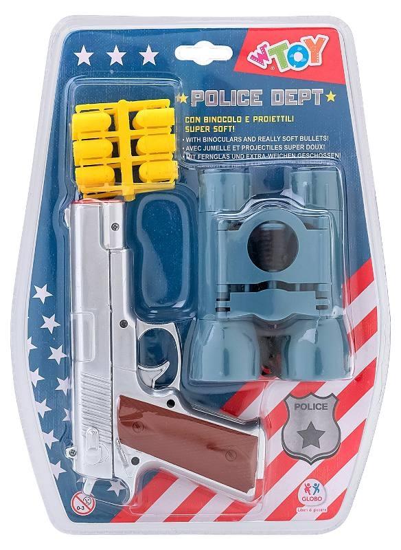 Acquista Pistola C Proiettili Binocolo 17588252 | Glooke.com