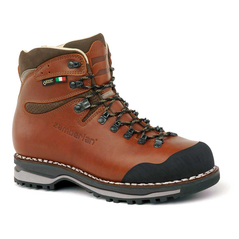 1025 TOFANE NW GTX® RR   -   Men's Norwegian Welt Hiking Boots   -   Waxed Brick