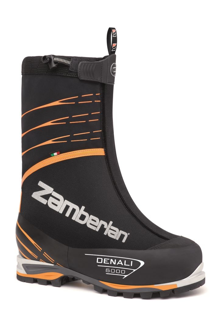 6000 DENALI EVO RR   -     Bergschuhe   -   Black/Orange