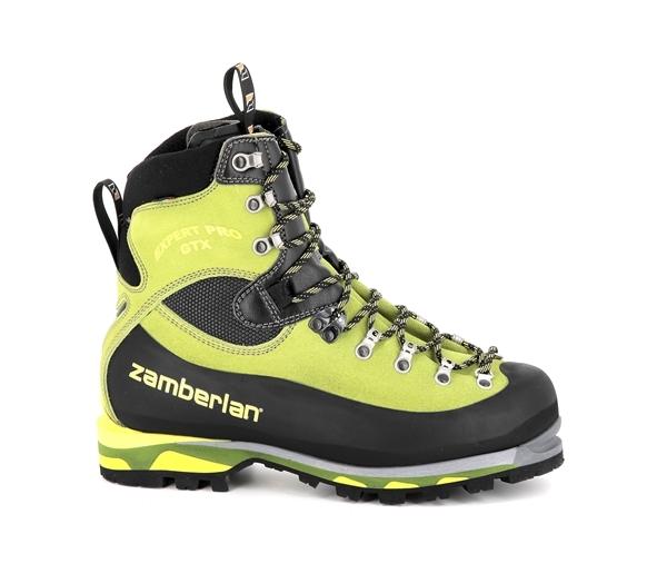 2c609b6d299 4042 EXPERT PRO GTX RR - Acid Green Mountaineering Boots for Men and for  Women Zamberlan | Zamberlan