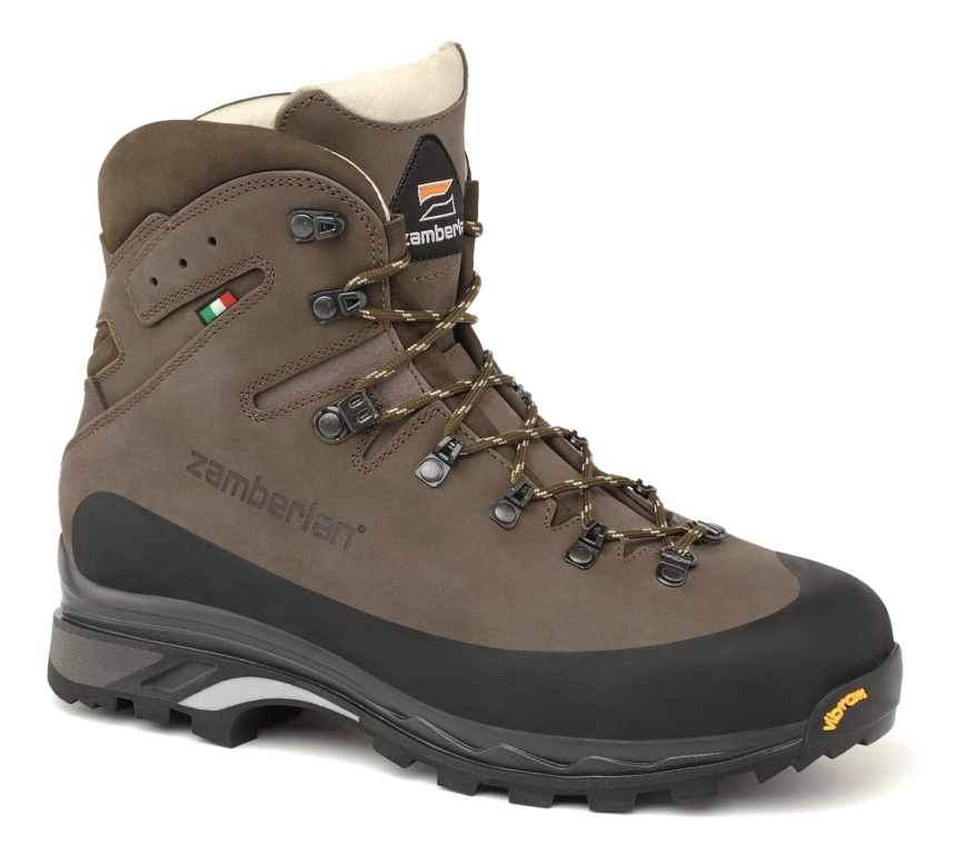 961 GUIDE LTH RR - Trekkingschuhe - Brown
