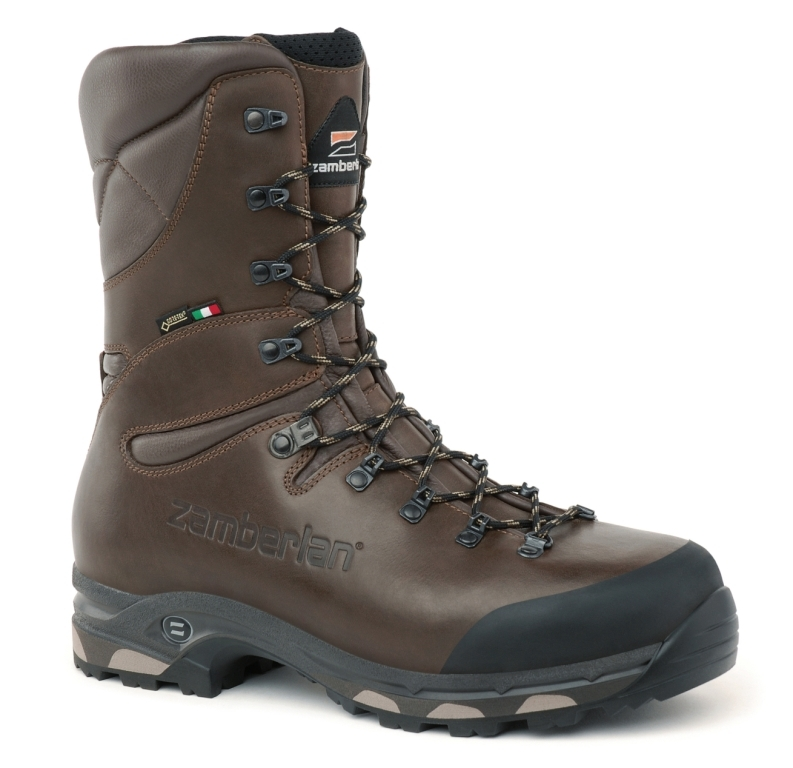 1005 HUNTER PRO GTX® RR WIDE LAST - Botas de Caza - Waxed chestnut
