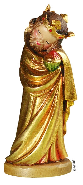 Re Magio in piedi Anri Ferrandiz cm. 7,5