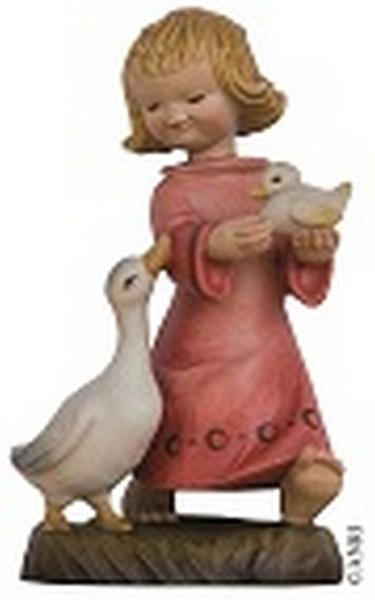 L'amica delle oche Anri Ferrandiz  cm.7,5
