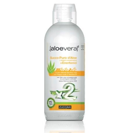 Aloe2 Succo Puro con Enertonici