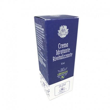 Crema Viso Idratante e Rivitalizzante Bio