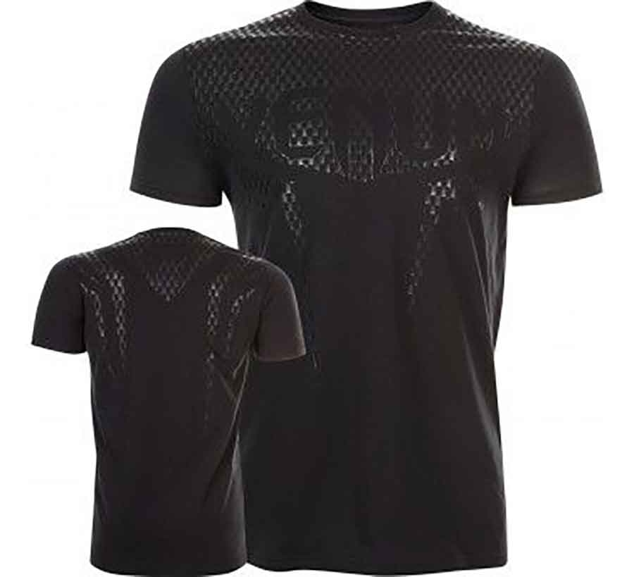VENUM T-SHIRT CARBONIX  BLACK