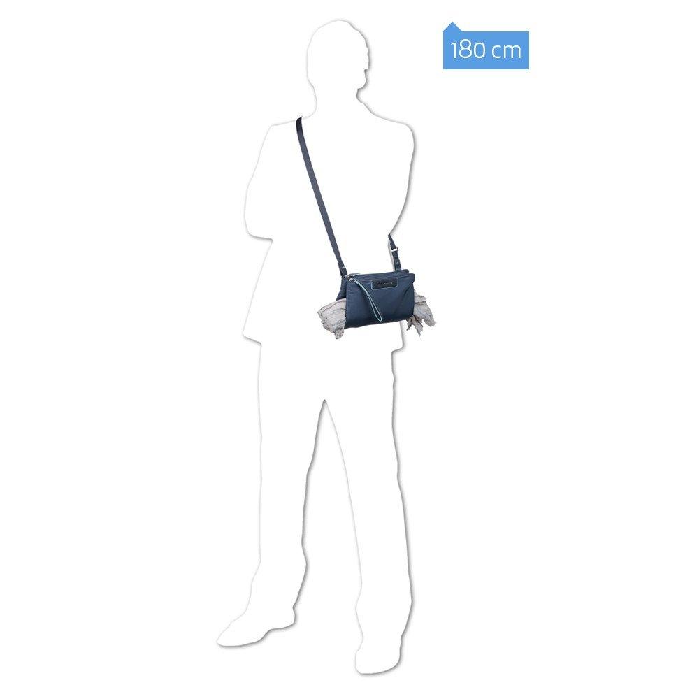 Shoulder bag Piquadro Celion AC4181CE Nero