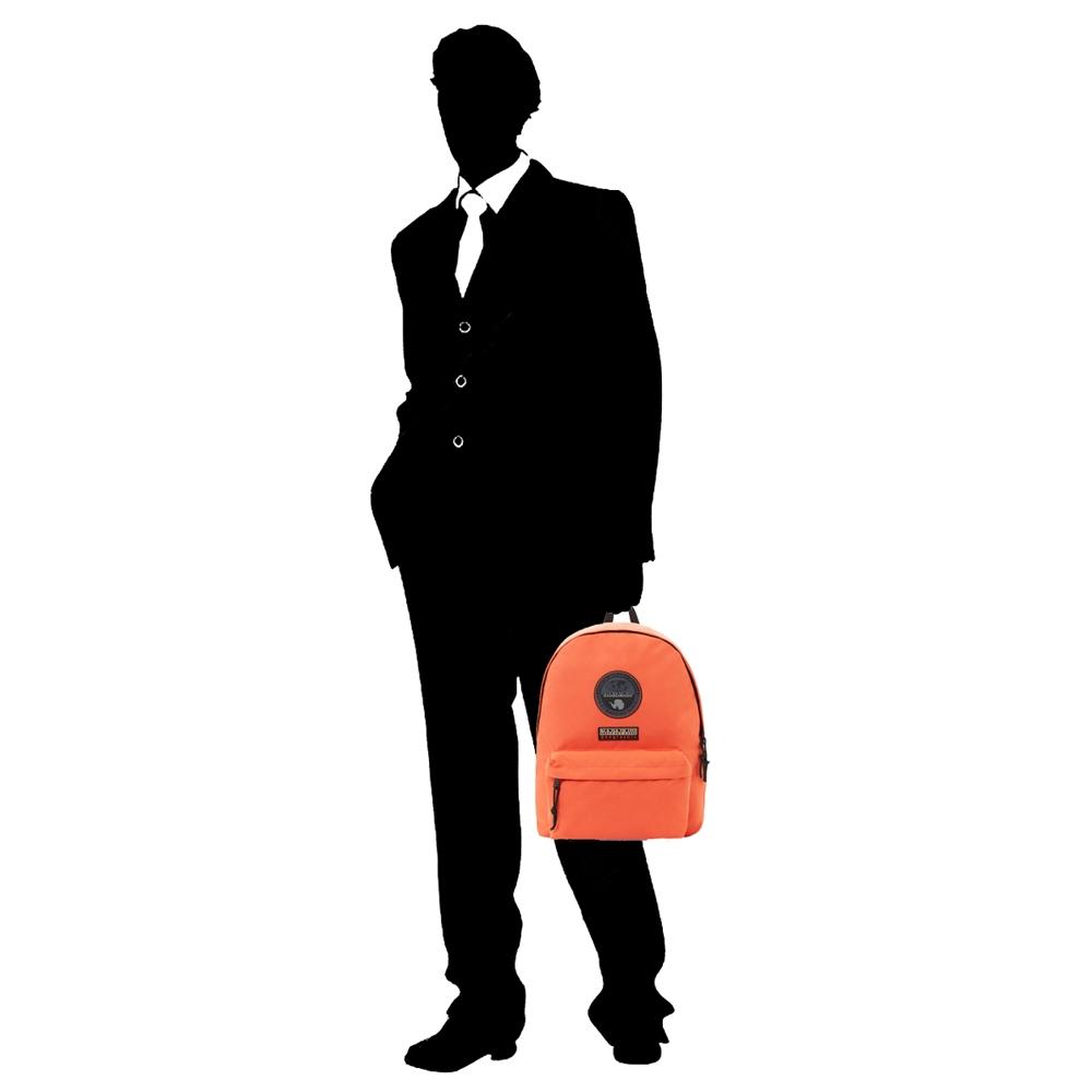 Backpack Napapijri VOYAGE1 N0YGOS A44 AMBER ORANGE